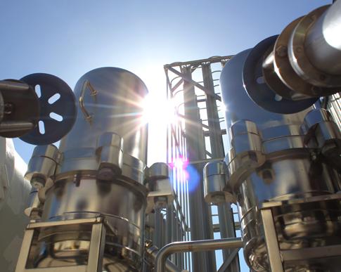 ガス精製システムと半導体製造装置