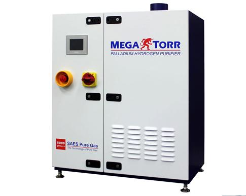钯膜氢气净化器