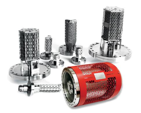 Capacitorr NEG pumps