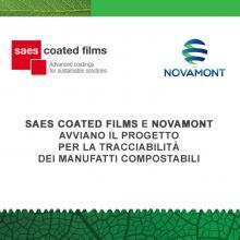 SAES Coated Films e Novamont presentano un nuovo progetto a Cibus Forum 2020