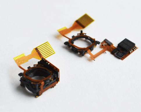 形状记忆合金/镍钛诺驱动器
