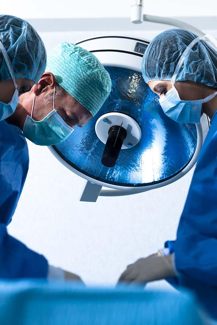 Into Minimally Invasive Surgery