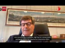 Cibus Forum 2020 - Massimo della Porta speech